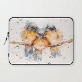 Little Bluebirds Laptop Sleeve