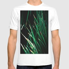 Blades Mens Fitted Tee MEDIUM White