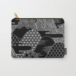 Cosmic Mountains Carry-All Pouch