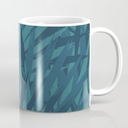 Jungle Blues Coffee Mug