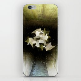 Infecube iPhone Skin