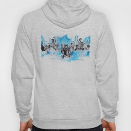 Dreaming With Our Eyes Wide Open Hoody