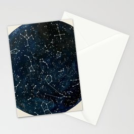 Look to the Stars Stationery Cards