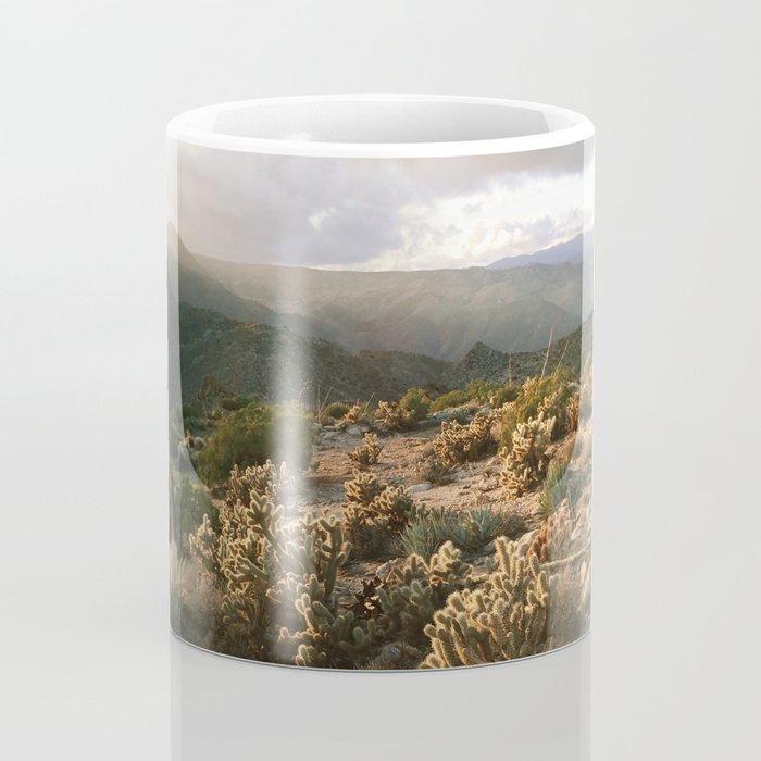 Borrego Desert Sunset Coffee Mug