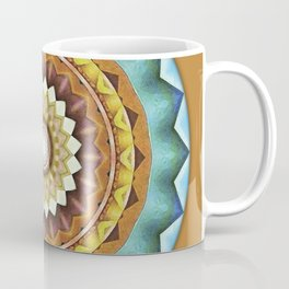 Mandalas from the Heart of Peace 8 Coffee Mug