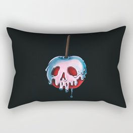 "Disney's Snow White Inspired ""Poisoned Candied Apple"" Rectangular Pillow"