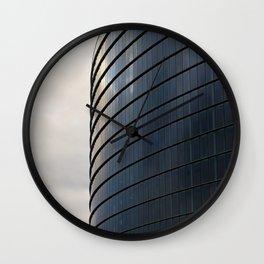 The European Parlament Wall Clock