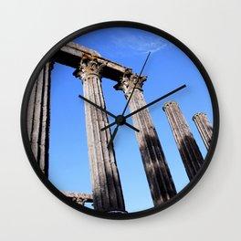 Diana Temple Wall Clock