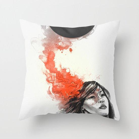 Those Sacrifices Throw Pillow