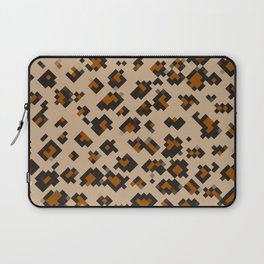 Pixelated Leopard Laptop Sleeve