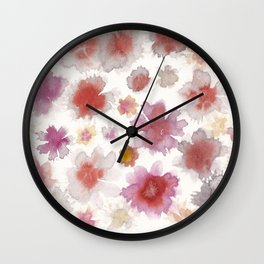 The Stars Are Blossoms In My Dreams Wall Clock