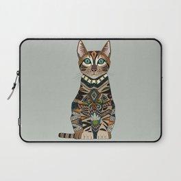 bengal cat mercury Laptop Sleeve