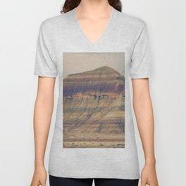 Petrified Desert Unisex V-Neck