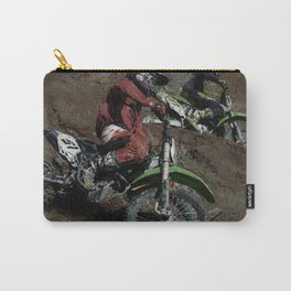 Turning Point - Motocross Racing Carry-All Pouch