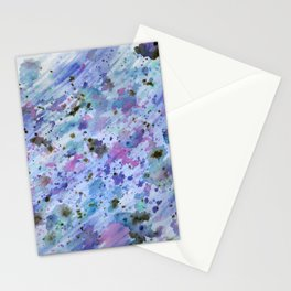 Midnight Speckle Stationery Cards