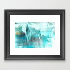 Chicago My Kind Of Town Framed Art Print