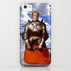 Penitent - Joan of Arc iPhone 5c Slim Case