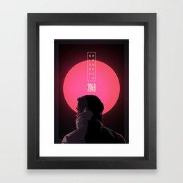 Blade Runner 2049 Framed Art Print