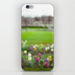 Paris in Spring iPhone Skin