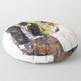Han Solo From Star Wars  Floor Pillow