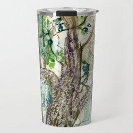Oak Tree with Spanish Moss Travel Mug
