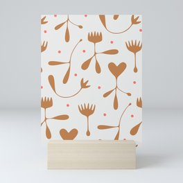 Autumn Seed Mini Art Print