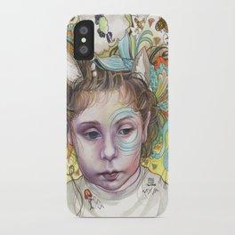 Creativity iPhone Case