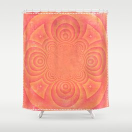 Mélange Shower Curtain