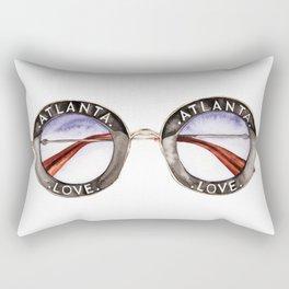 ATLANTA LOVE SUNNIES Rectangular Pillow