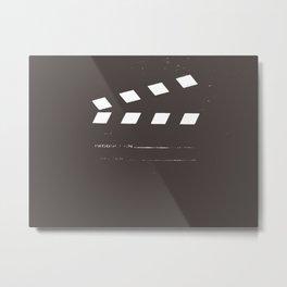 Take 1 Metal Print