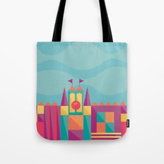 It's a small world after all | Disney inspired Tote Bag