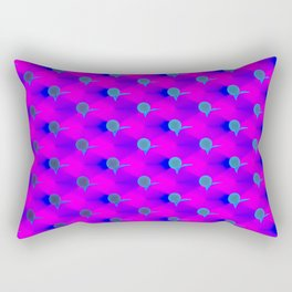 0707 Berries - or fishes? ... Rectangular Pillow