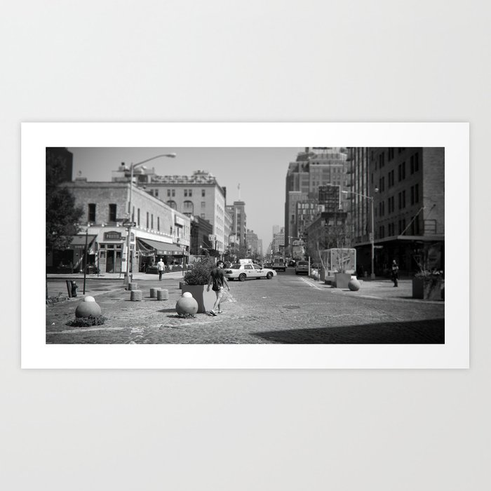 Meatpacking District - New York City Art Print