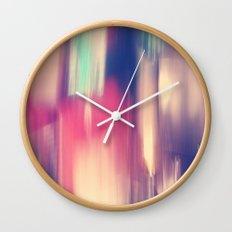 Nails//Three Wall Clock