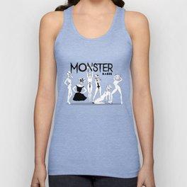monster babes Unisex Tank Top