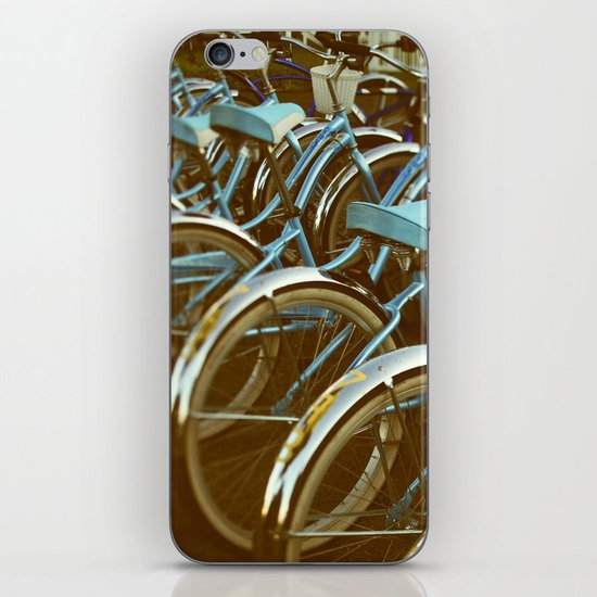 Cycle #3 iPhone & iPod Skin