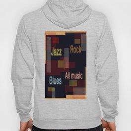 ALL MUSIC Hoody