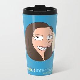 Dr. Susan Metal Travel Mug