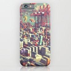 Pier Tetris iPhone 6s Slim Case