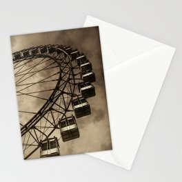 Eternal circle Stationery Cards