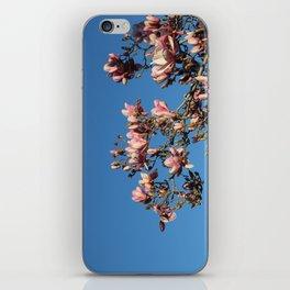 Magnolias Discovered iPhone Skin