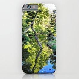 Japanese Tea Garden Lake iPhone Case