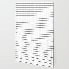 Grid (Black/White) Wallpaper