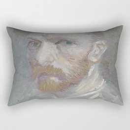 Self portrait Rectangular Pillow