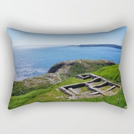 Strong Foundations Rectangular Pillow
