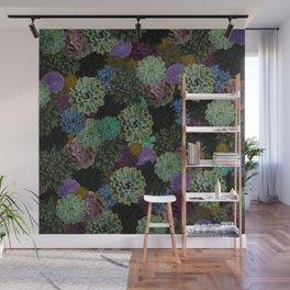 Remember Succulent Wall Mural