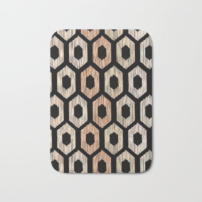 Animal Print Pattern Bath Mat