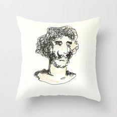 El Baron Throw Pillow