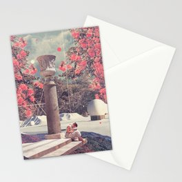 Waiting for my Loneliness to Forgive Me Stationery Cards
