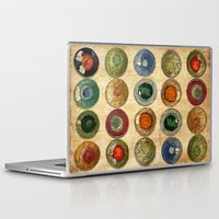 atlas Laptop & iPad Skins featuring ATLAS by d.ts